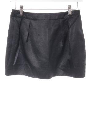 COS Minirock schwarz Elegant