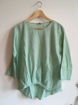 COS Blouse mint cotton