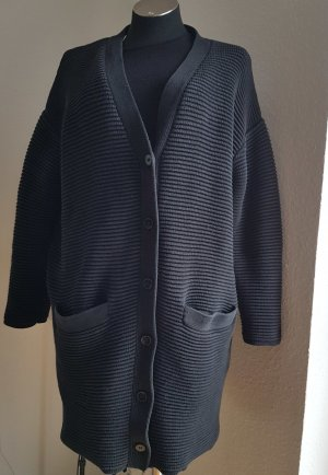 COS oversize Cardigan Rippenstrick