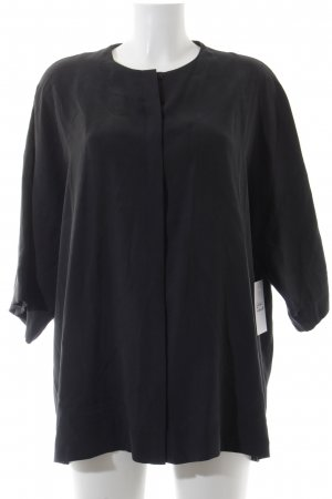 COS Oversized Bluse anthrazit Casual-Look