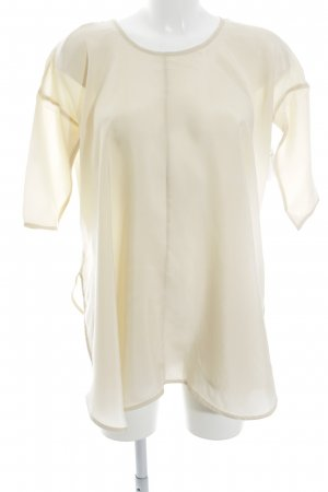 COS Oversized Bluse creme Casual-Look