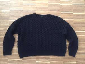 COS oversized cotton chunky sweater (size M)