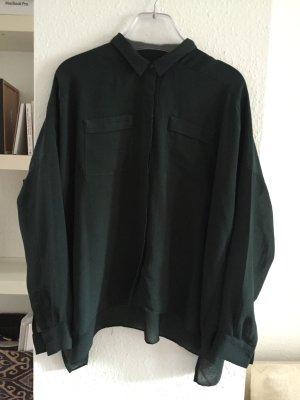 COS Oversized Hemd in 36