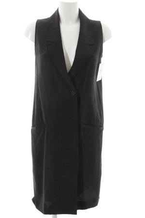 COS Oversized Mantel schwarz minimalistischer Stil