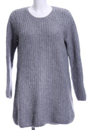 COS Maglione oversize grigio stile casual