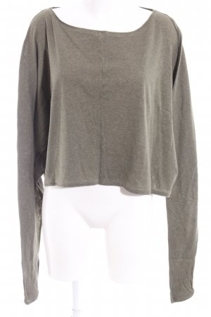 COS Oversized Pullover khaki Casual-Look