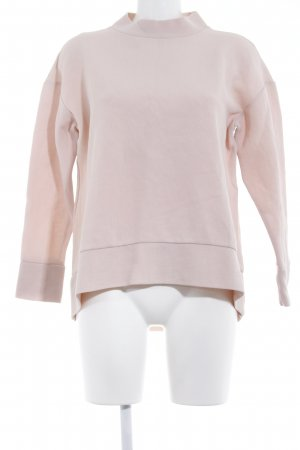 COS Oversized Pullover rosé Casual-Look