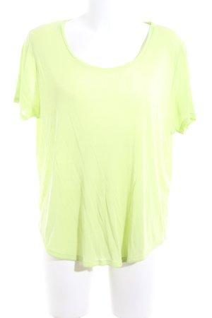 COS Camisa holgada verde look casual
