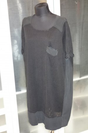 COS oversized Shirt dress Leinen/Seide Gr.M
