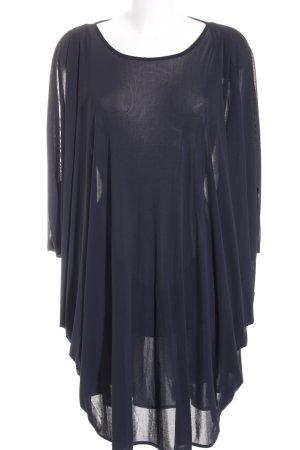 COS Oversized Shirt dunkelblau Casual-Look