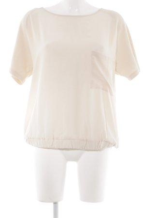 COS Oversized shirt licht beige casual uitstraling