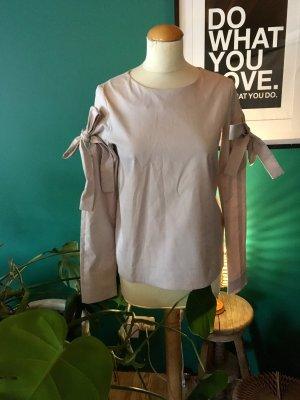 Cos puderfarbens Shirt