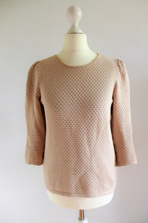 COS Pulli Pullover nude rose rosa Gr. XS top