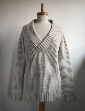 COS Wool Sweater natural white