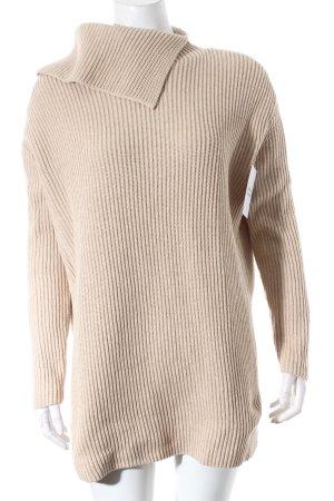 COS Pullover beige minimalistischer Stil