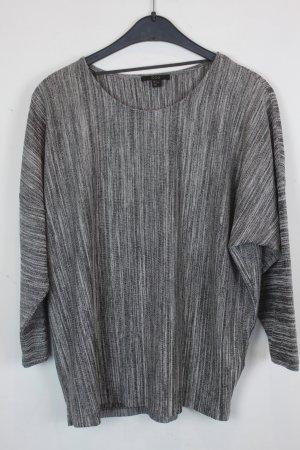 Cos Pullover Gr. S grau/schwarz (18/6/219)