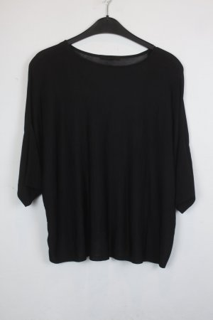 COS Pullover Gr. XS schwarz kurzarm (18/6/360)