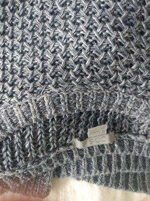 Cos Pullover, leicht für den Sommer aus Leinen, blau-grau, oversized Größe L