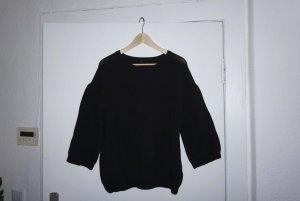 COS Pullover M in Schwarz