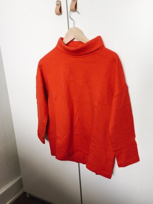 COS Pullover mit Turtleneck