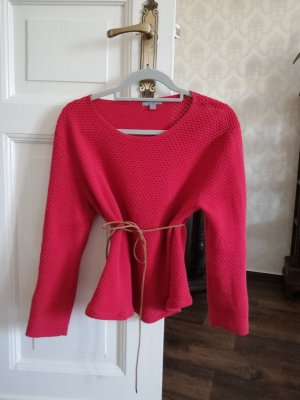 COS Pull oversize rouge