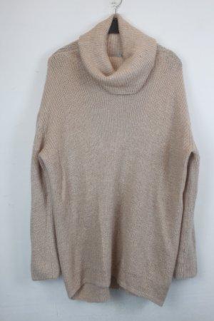 COS Wollen trui lichtroze Wol