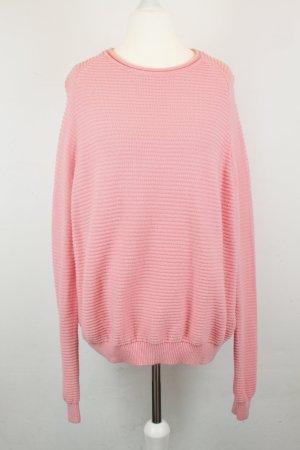 COS Pullover Strickpullover Gr. S rosa oversized