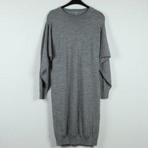 COS Pulloverkleid Gr. S grau (19/10/261)