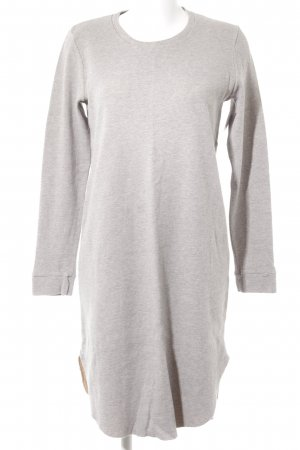 COS Sweater Dress light grey-apricot casual look