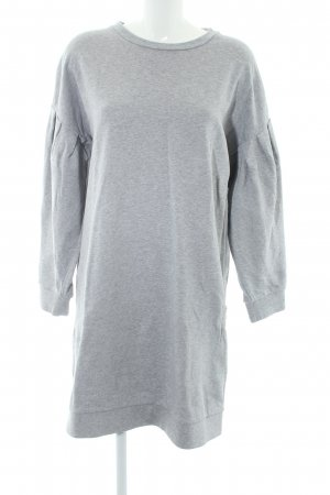 COS Sweater Dress light grey casual look