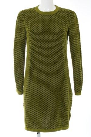 COS Abito maglione cachi motivo a pallini stile casual