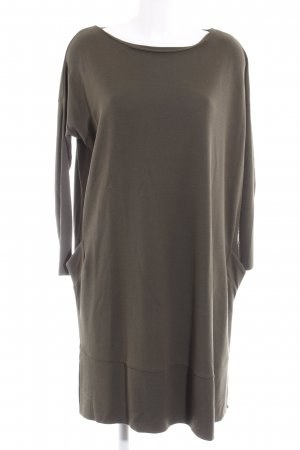 COS Pulloverkleid waldgrün Casual-Look
