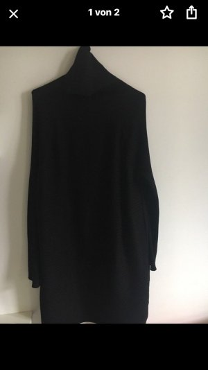 Cos ripped Roll neck Kleid
