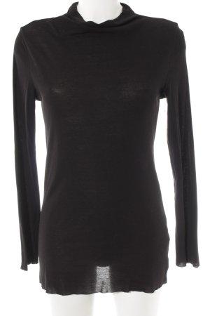 COS Turtleneck Sweater black casual look