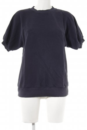 COS Crewneck Sweater dark blue casual look