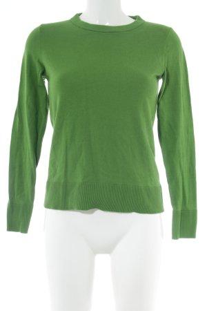 COS Crewneck Sweater green casual look