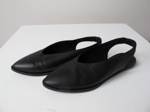 COS Sandalen 41 schwarz Sandaletten Mules Schuhe