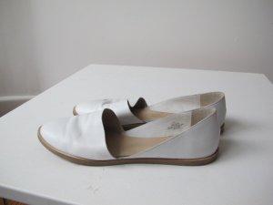 COS Sandalen 41 weiß Sandaletten Mules Schuhe