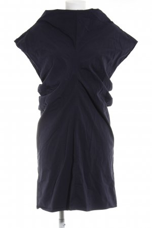 COS Vestido de tubo azul oscuro look casual