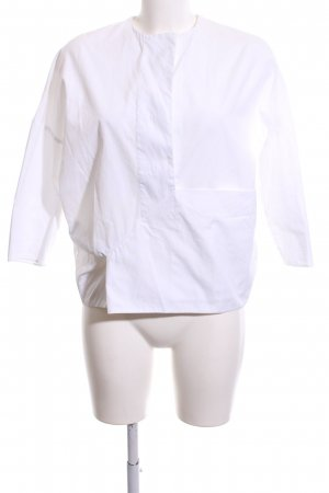 COS Slip-over Blouse white business style