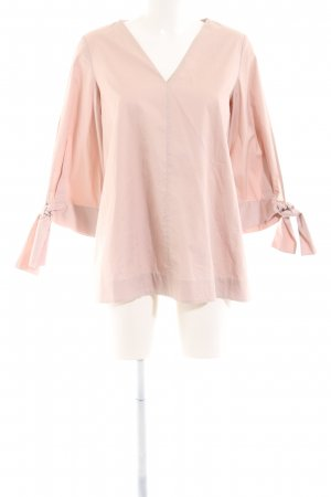 COS Slip-over Blouse dusky pink casual look