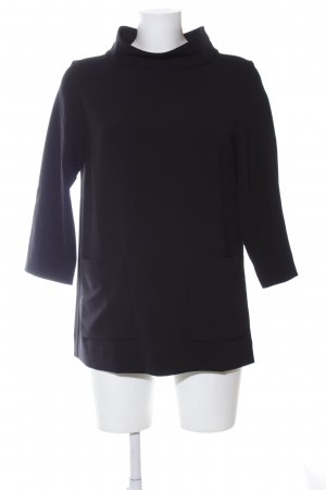 COS Slip-over Blouse black casual look
