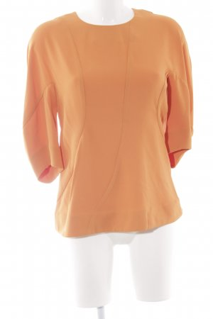 COS Schlupf-Bluse orange extravaganter Stil