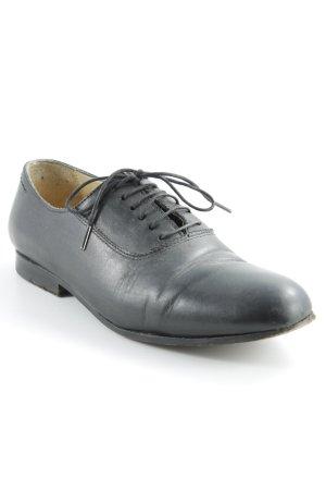 COS Chaussures à lacets noir style anglais