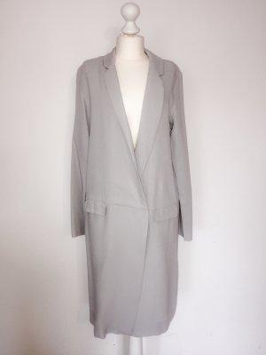 COS Seide 100% Frühling Duster Mantel 34_Silk 100% spring duster coat