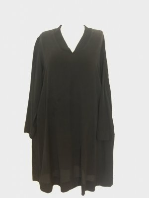 COS Seide 100% Kleider 34/XS_silk 100% Black dress