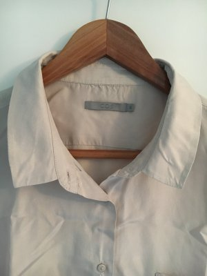 COS Blouse cream-dusky pink
