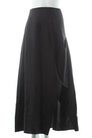 COS Seidenrock schwarz Eleganz-Look