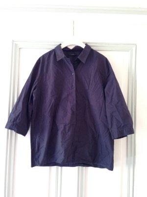 COS Shirt-Bluse dunkelblau