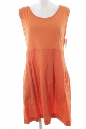COS Shirtkleid dunkelorange Casual-Look